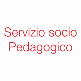 Servizio socio Pedagogico
