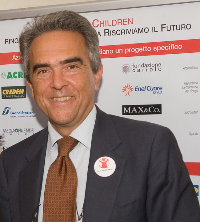 Valerio Neri, Direttore Generale di Save the Children Italia