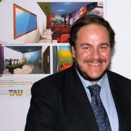 Francesco Di Giovanni, Coordinatore generale del Centro Tau