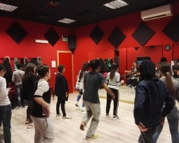 Laboratorio Hip Hop Base
