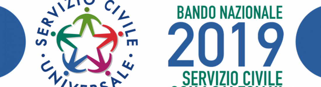 Servizio Civile al Centro Tau 2019