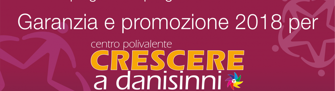 """Elenco colloqui """" Garanzia e promozione 2018 per Crescere a Danisinni"""""""