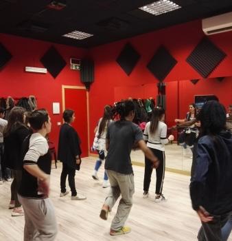 Laboratorio Hip Hop Base