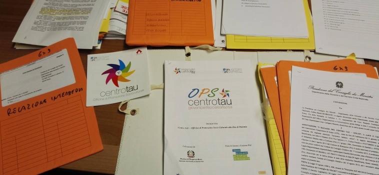 """Oggi si è concluso il più grande progetto dell'associazione """"I ragazzi del Centro Tau"""" OPS"""