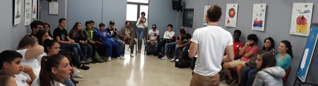 """CULPEER for integration"" al Centro Tau"