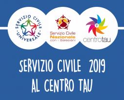 È on line il calendario completo dei colloqui di selezione per il Servizio Civile Nazionale 2019 al Centro Tau