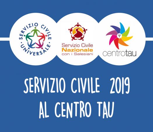 È on line la graduatoria di selezione per il Servizio Civile Nazionale 2019 al Centro Tau